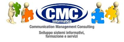 CMC Informatica Srl - Soluzioni informatiche ERP per le imprese Logo